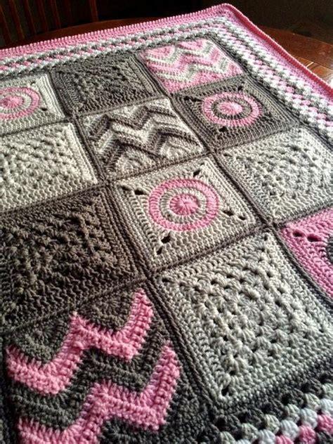 Patchwork Muster Modern by Modern Patchwork Blanket Craftsy