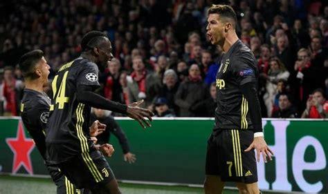 Cristiano Ronaldo: Why does Juventus star always do same ...