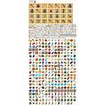 Resource Kuni Ni Icons Sheet Spriters Pixel