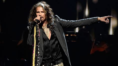 Steven Tyler Unveils First Solo Album New Tour Rolling