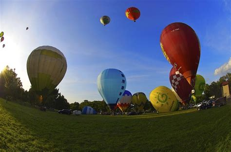 Lidojumi ar gaisa balonu | AirKargo