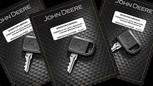 John Deere 3038e Parts Manual