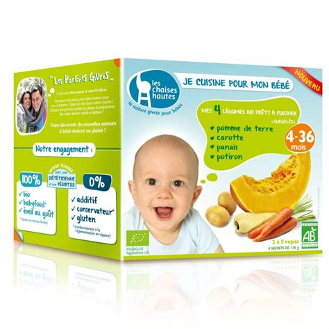 Boîte Je Cuisine Pour Mon Bébé Mam'advisor