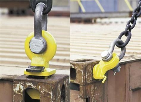 Camlok Container Lugs By Lb Wire Ropes