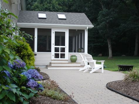 Screened Patio Designs by Screened Porch Gateway To Patio Paradise Archadeck