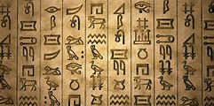 Egyptian Hieroglyphics Backgrounds Free Download ...