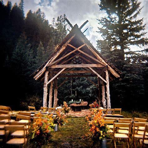 Real Weddings in 2020 Outdoor wedding venues Colorado
