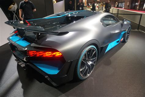 If color is important to you, here are some of the hues you may be able to choose from: Bugatti Divo Goes To The Hottest Place On Earth | CarBuzz