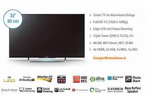 Smart Tv Kaufen Günstig : sony bravia kdl 32w705b g nstig kaufen bei ~ Orissabook.com Haus und Dekorationen