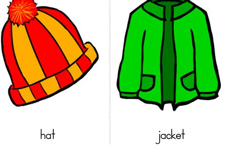 clothes flashcards lesson activities minute lesson loi calendar