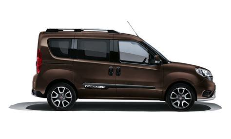 Fiat Doblo by Fiat Dobl 242 Trekking Previewed Ahead Of Geneva Debut