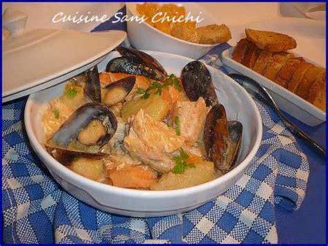marmite cuisine recettes de marmite de la mer