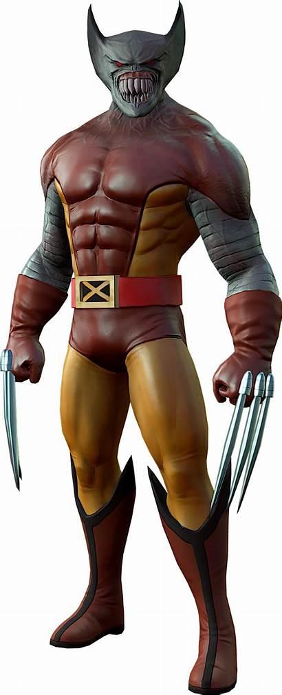 Wolverine Costume Marvel Heroes Xkmh Weebly Half