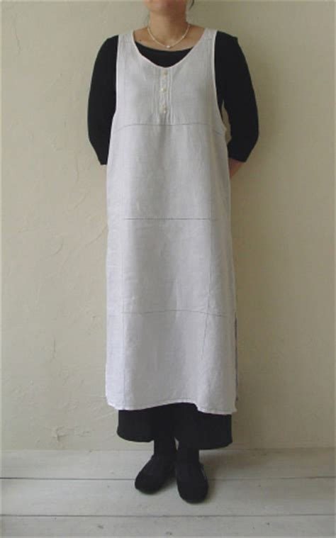 patternno pull  apron
