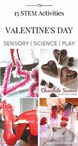 Valentines Day Potion Mixing Science Activity Tray