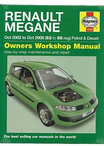 Haynes New Sealed Renault Megane Petrol Turbo Diesel
