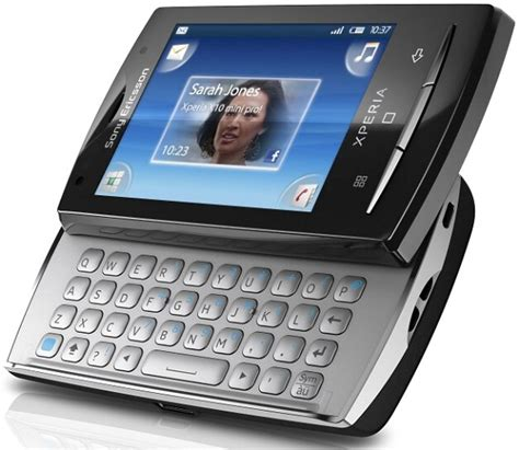 sony ericsson xperia  mini pro pictures official