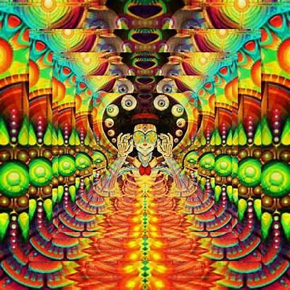 Psychedelic Edit Steps Picsart