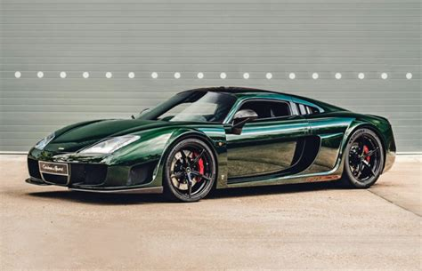 Noble M600 Carbonsport Confirmed For The 2018 London Motor