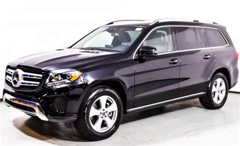 It has its own set of advantages. Pre-Owned 2018 Mercedes-Benz GLS 450 4MATIC SUV | Black U14972