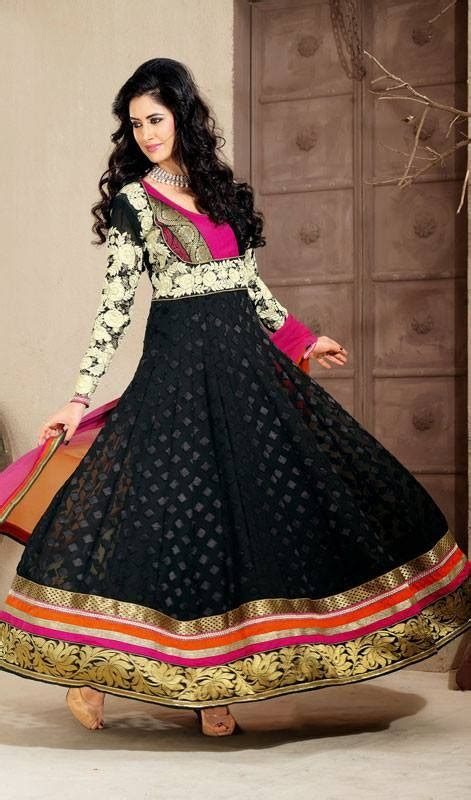 Latest Trend Of Indian Dresses For Girls 2014 6 - Life n Fashion