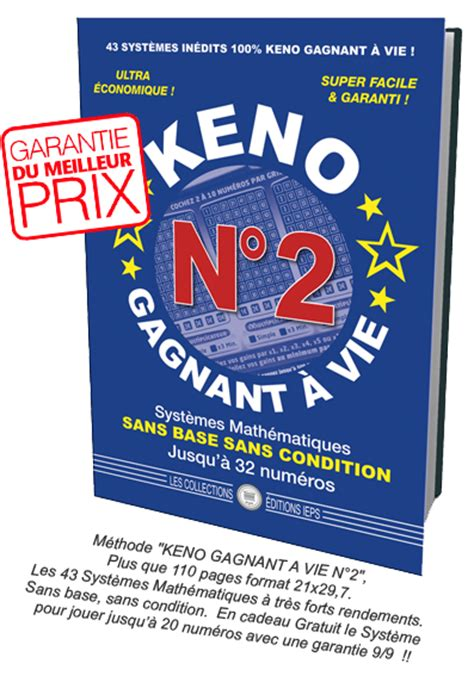 keno gagnant 224 vie num 233 ro 2 net book