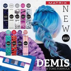Matrix Socolor Cult Demi Tone On Tone 90ml Salon Supplies