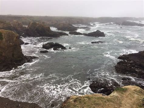 north pacific ocean tides along the shore picture of