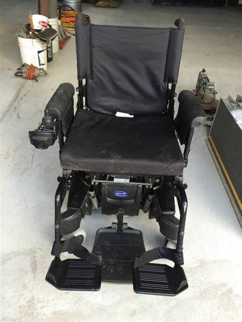 Pronto Power Chair M71 by Invacare Pronto M71 Sure Step Power Chair Sept