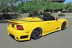 1999 FORD MUSTANG GT CUSTOM CONVERTIBLE - 191178