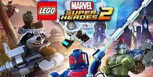 Lego Marvel Superheroes 2 Walkthrough