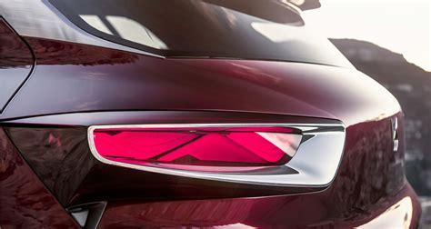 Citroen Ds Wild Rubis Concept Unveiled Ahead Of Shanghai