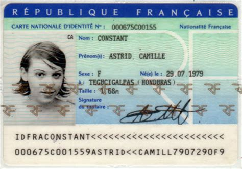 opinions  national identity card france