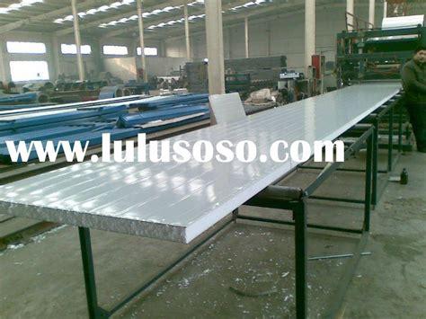 insulated aluminum roof panels miami insulated aluminum
