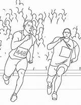 Run Worksheet 39s Runners Getcolorings Assets2 Colo Kuklite Arthouse sketch template