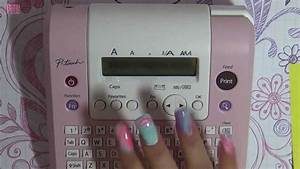 unboxing of the 39brothers p touch pt 128af label maker in With cute label maker online