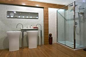 Moderniser Une Salle De Bain : id es d co et astuces pour relooker sa salle de bain ~ Zukunftsfamilie.com Idées de Décoration