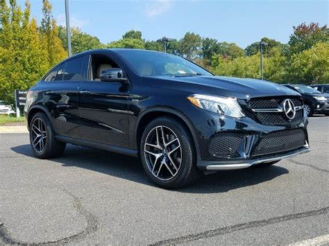 New 2018 Mercedes-benz Gle Gle 43 Amg® Coupe Coupe In