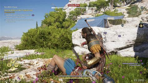 Assassin's Creed Odyssey  Gameplay, Multijoueur, Tout