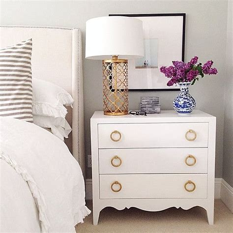 Dresser As Nightstand by 12 Bedroom Storage Ideas To Optimize Your Space Decoholic