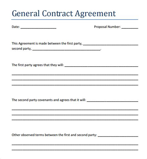 sales agreement templates pdfs documents  pdfs