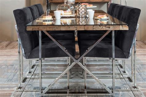 reclaimed dining table top reclaimed wood dining table glass top table modish living