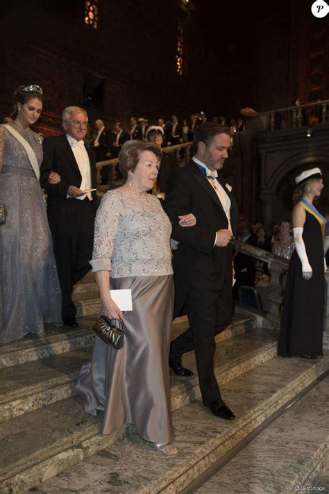 La princesse Madeleine de Suède et Paul L. Modrich (prix ...