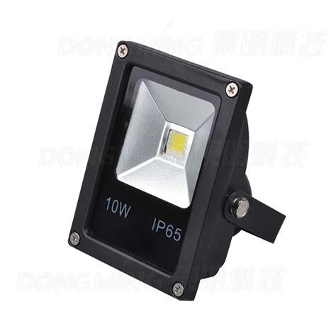 waterproof led flood lights led flood light 10w outdoor waterproof ip65 dc12v black
