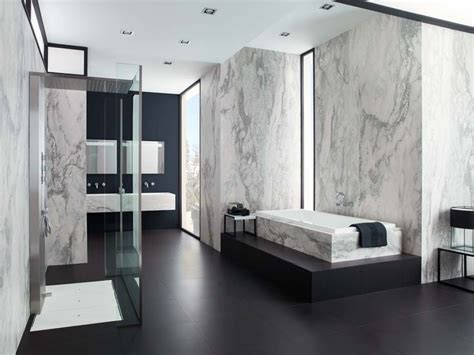 xlight tiles by porcelanosa large format marble effect tiles wall cladding bathroom tiles