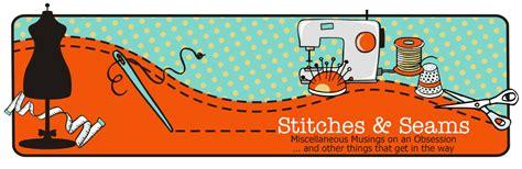 stitches  seams
