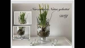Frühlingsdeko Im Glas : diy fr hling im glas fr hlingsdeko narzissen natur pur deko jana youtube ~ Orissabook.com Haus und Dekorationen