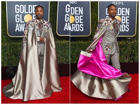 Billy Porter Speaks Social Media Hate His Oscars Gown