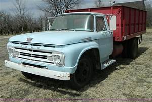 1962 Ford F600 Grain Truck In Great Bend  Ks