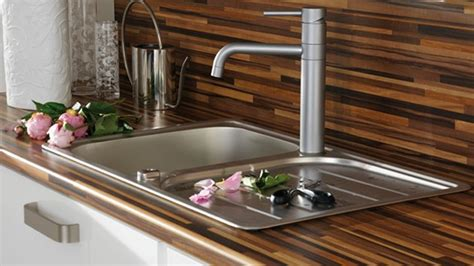 plan de travail cuisine bambou quel plan de travail choisir pour sa cuisine